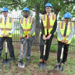 UWI Net Zero Energy Ground Breaking Ceremony